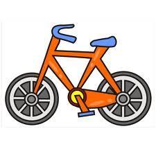 Bike clipart preschool #1