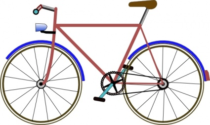 Bicycle clipart double Art Free Free  Clip