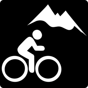 Bicycle clipart downhill Bicycle  mountain downhill Google