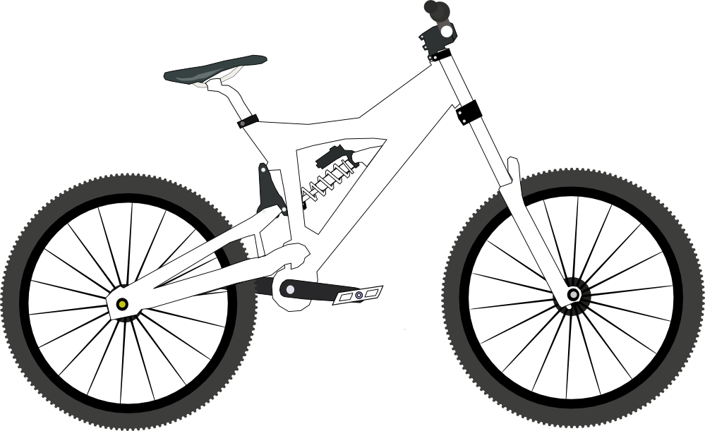 Bicycle clipart downhill Clip  Clip Free »