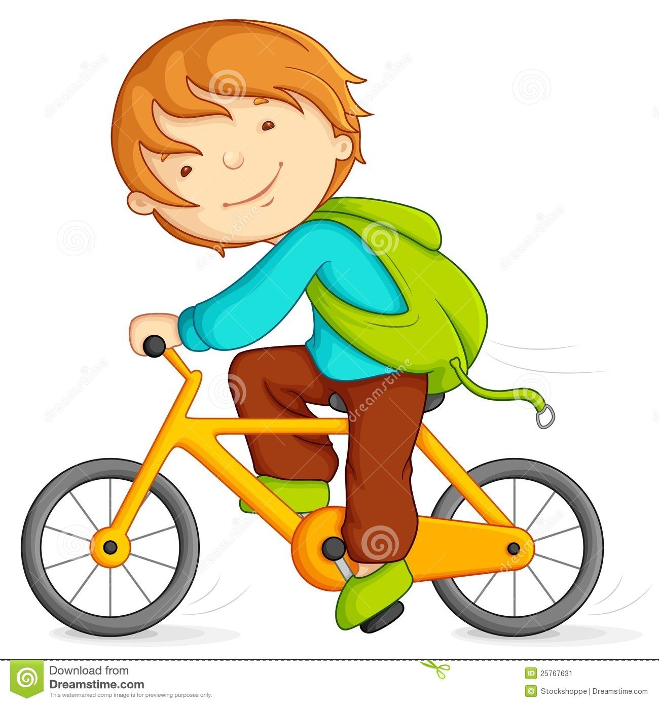 Bicycle clipart kid tricycle A Clipart boy tricycle Tricycle