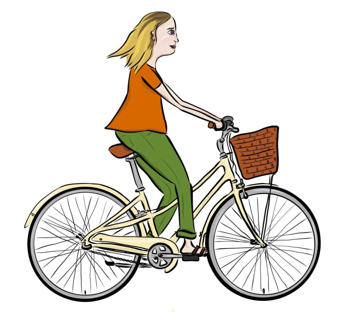 Bicycle clipart old thing Best Bicycle picture a Rides
