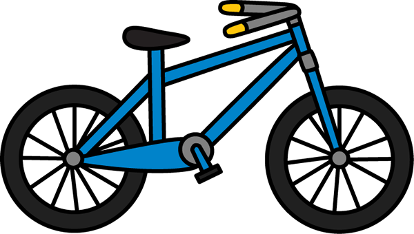 Blue clipart motorbike Bike Download Clipart Blue Bike