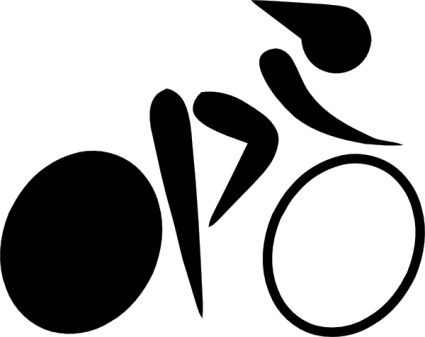 Bicycle clipart spin bike Collections Cycle clip art class