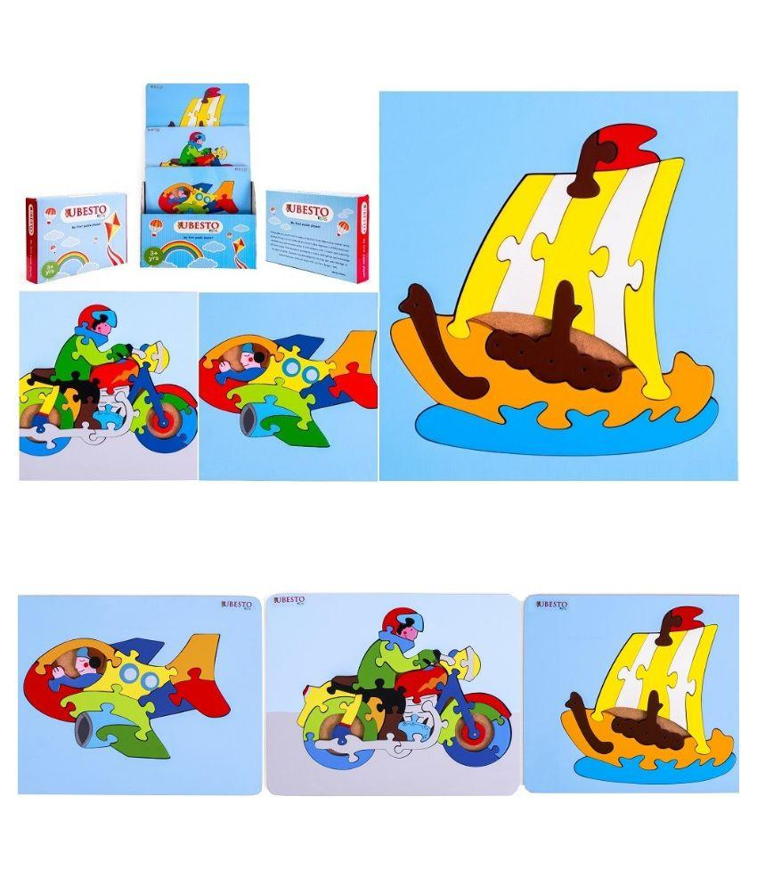 Bicycle clipart toy boat Jigsaw Bike Boat Ubesto