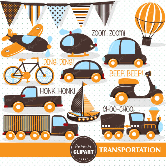 Bike clipart transportation vehicle Clipart clipart transportation clipart Transport