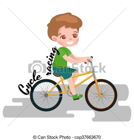 Bicycle clipart weekend activity Csp37663670 racing Illustration  sport