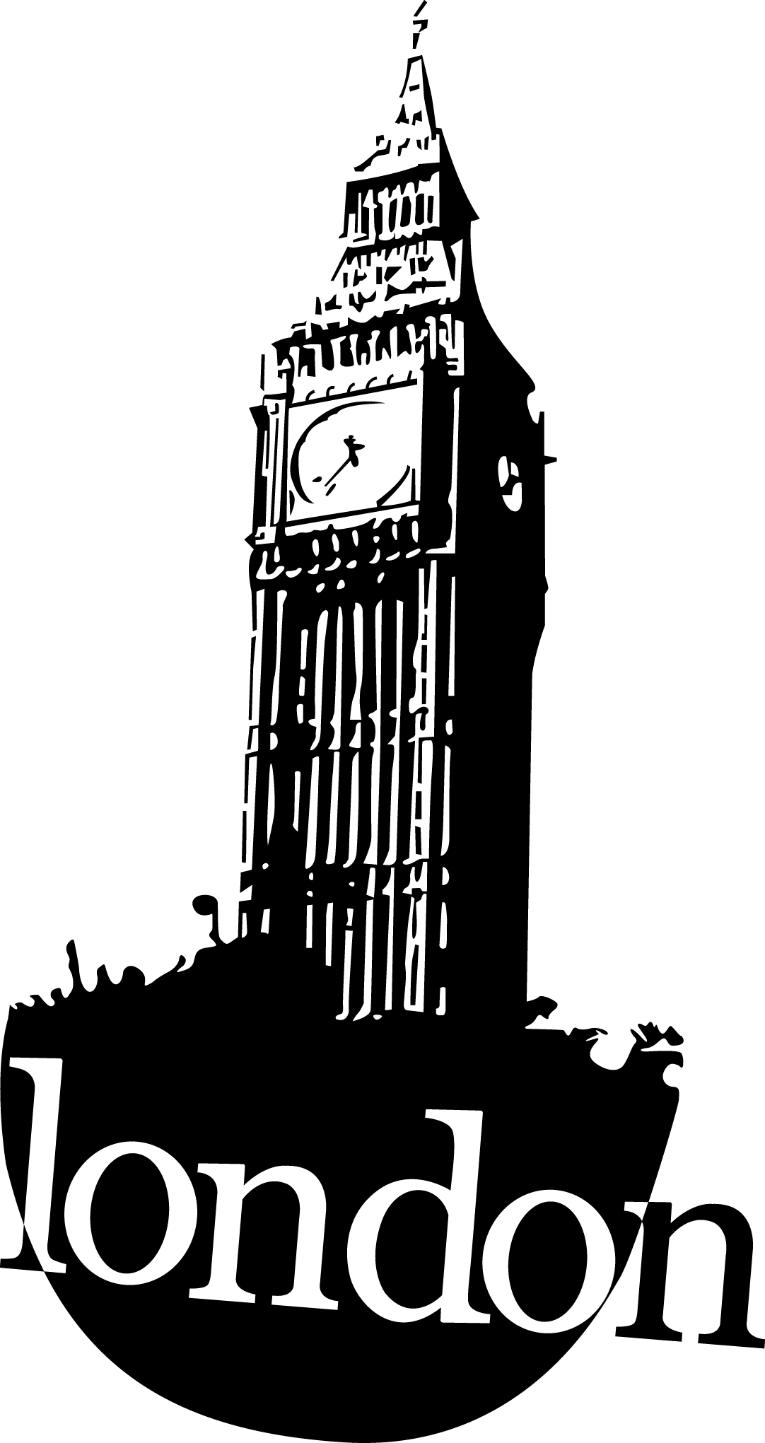 Big Ben clipart drawn London Inspiration Big Ben Art