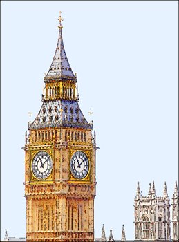 Big Ben clipart Free Ben Big Ben and