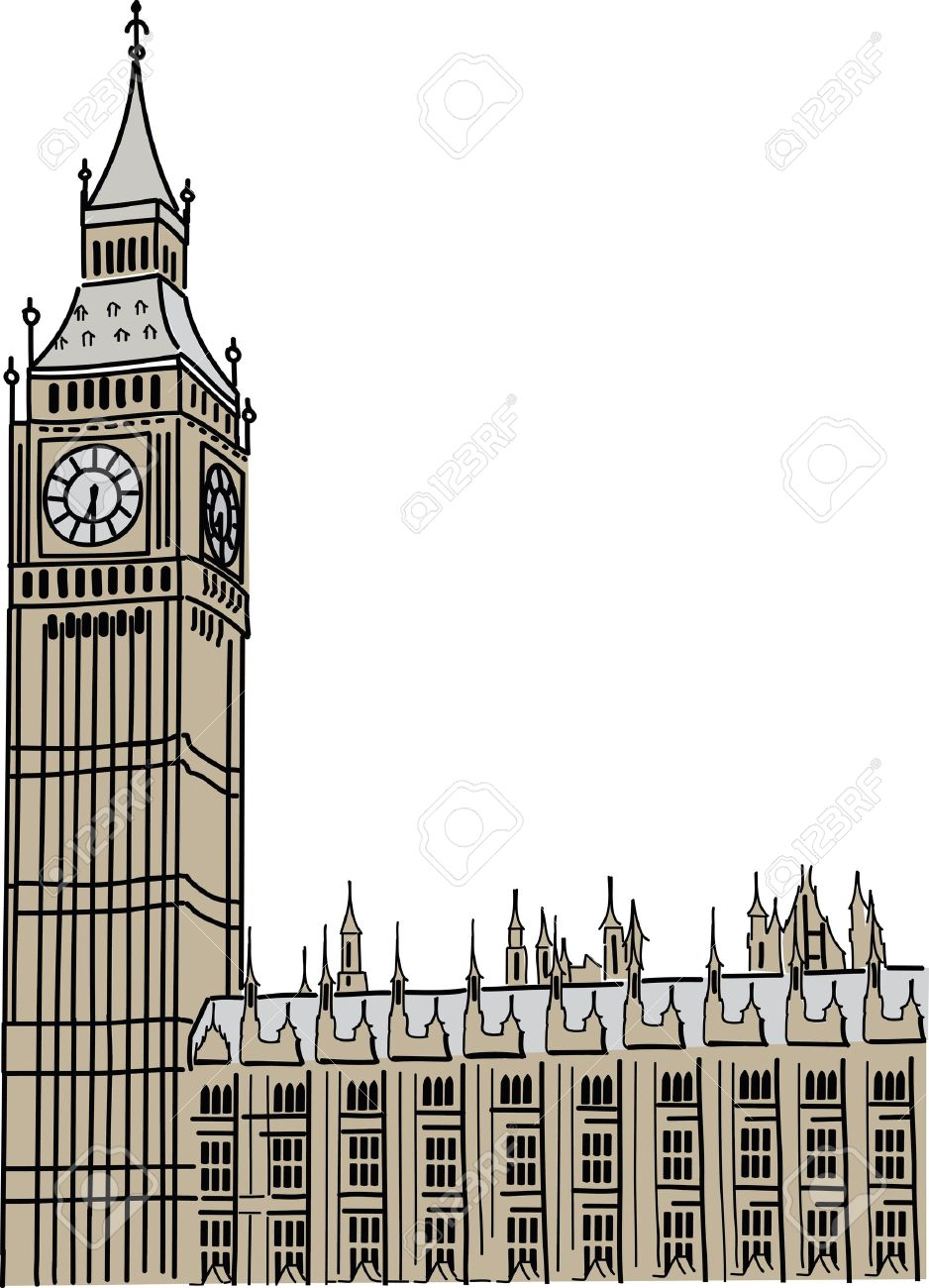 Big Ben clipart Ben Clock Clipart Big Others