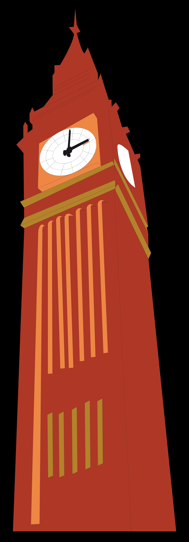 Big Ben clipart icon #5