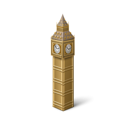 Big Ben clipart icon #6