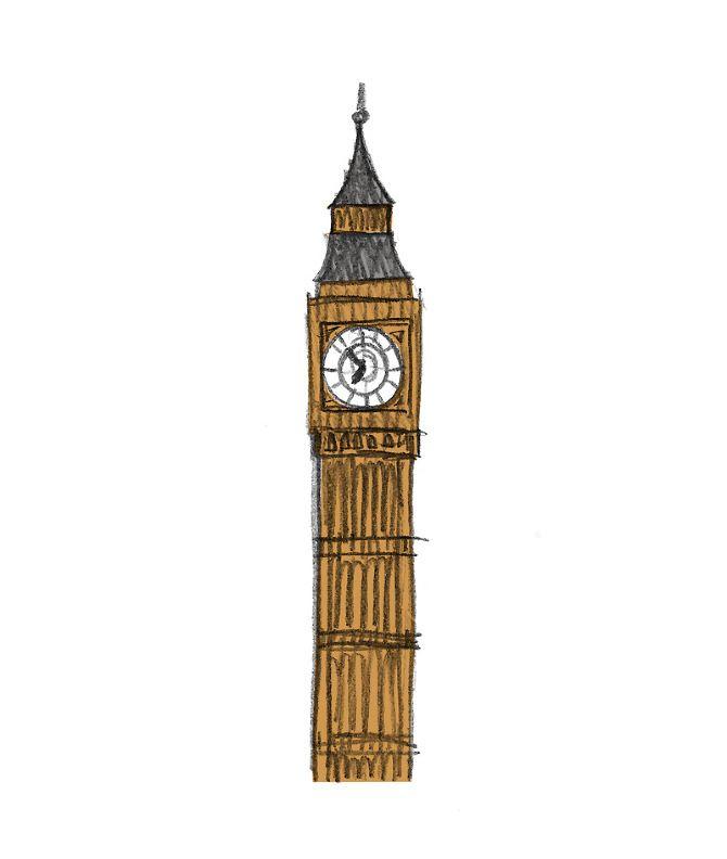 Big Ben clipart simple Best ben 20+ Pinterest Big