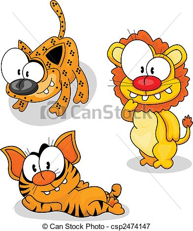 Big Cat clipart #8