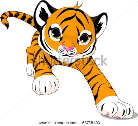Big Cat clipart adorable Baby on Cartoon 18 best