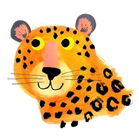 Big Cat clipart orange cat Big best CatsJaguar Pinterest BIG