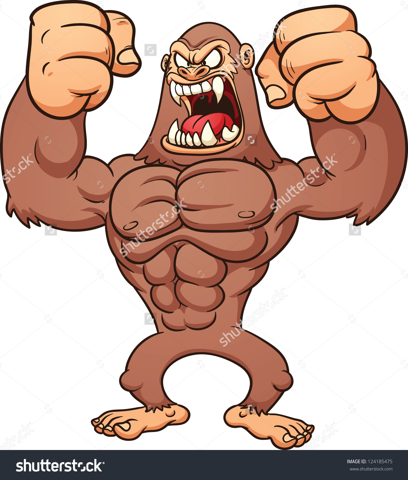 Sasquatch clipart Bigfoot Download drawings clipart clipart