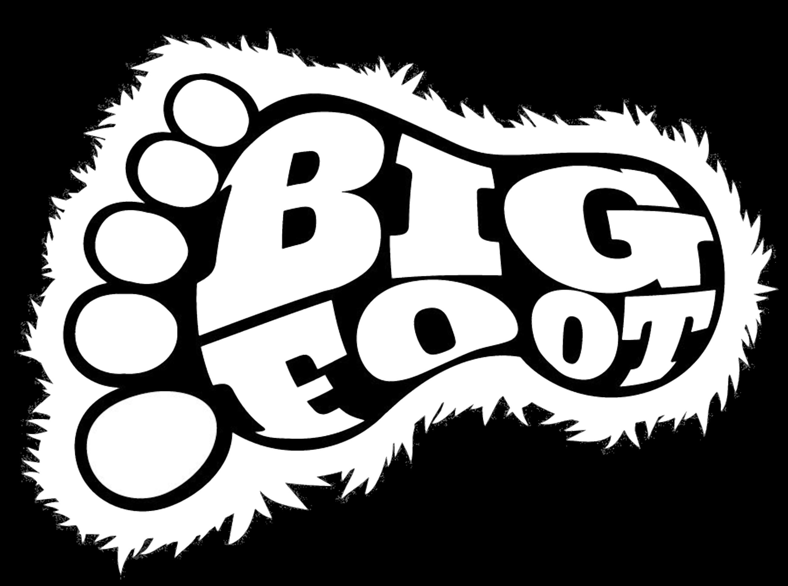 Big Foot clipart Bigfoot clipart Download clipart Bigfoot