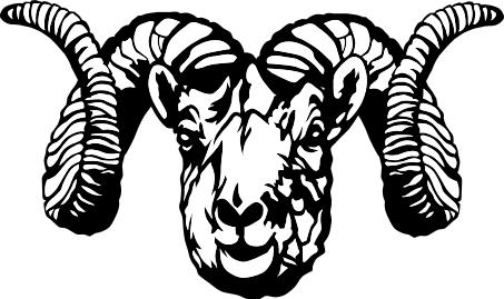 Bighorn Sheep clipart bull elk Page Free Art Ram Clip
