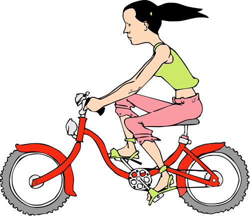 Bike clipart bike riding Ride clipart bicycle clipart Bicycling