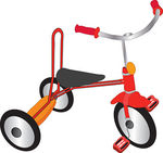 Vectors and Art Illustration bike