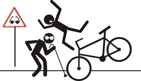 Bike clipart crashed Clipart Bike accident art Clipart