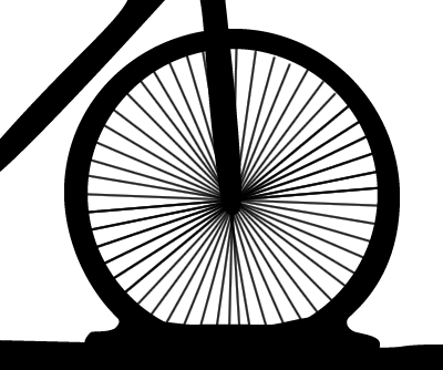 Bike clipart flat tire About vector Lowry Five Chris
