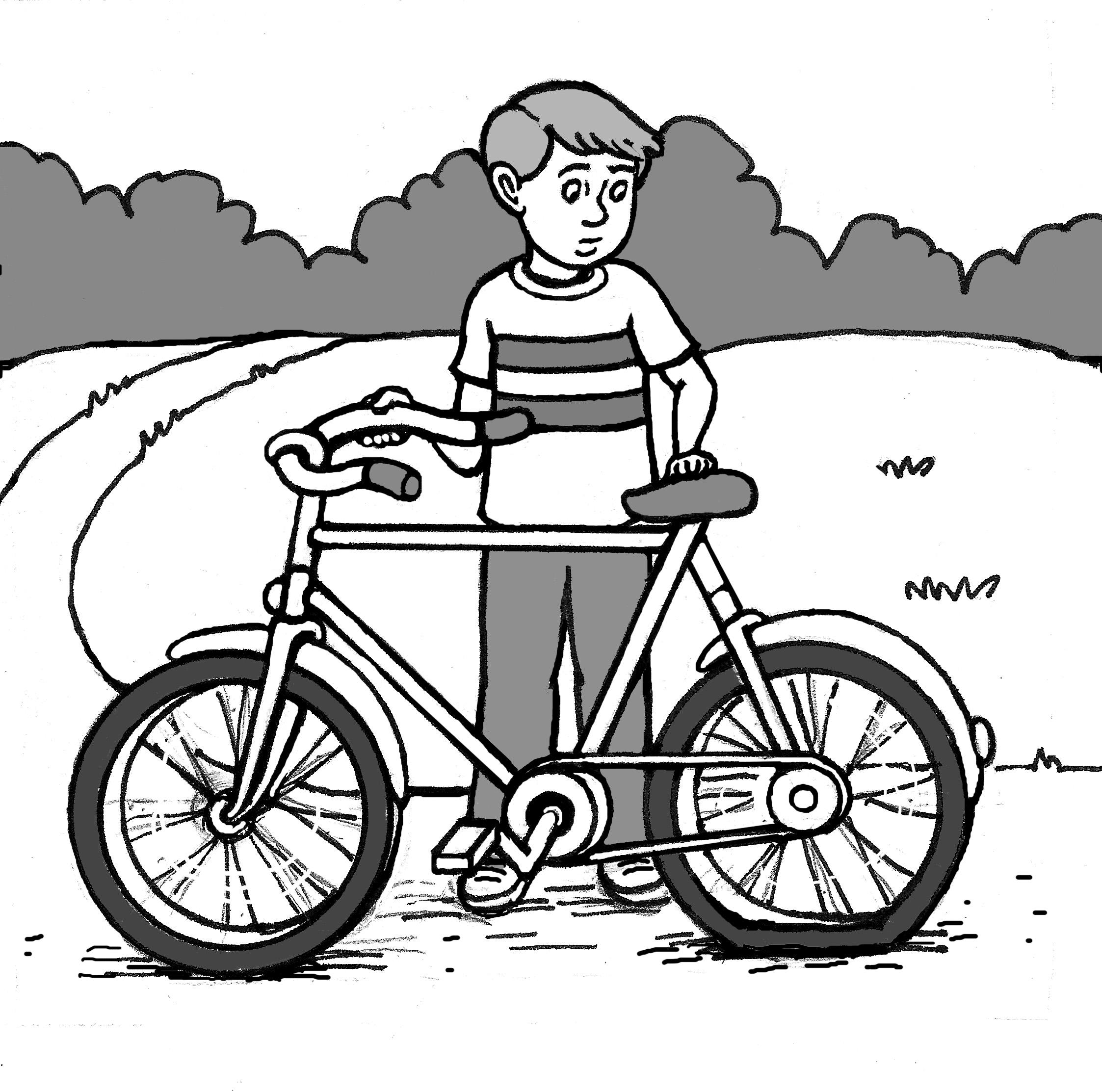 Bike clipart flat tire Reverse jpg Flat Drawing original_224802_wo5KIOYQfaO_5JaYGQNv4Ymi_