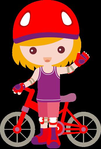 cyklista Teaching sports and