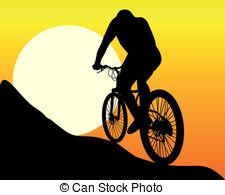 Bike clipart mountain biking Bike 6 Biking Clipart and