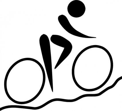 Bike clipart mountain biking Sports free mountain sports biking