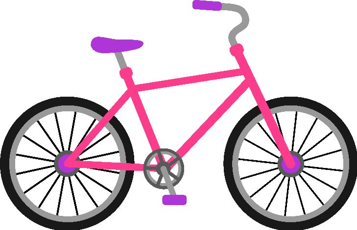 Bike cartoon clip (43+) Things