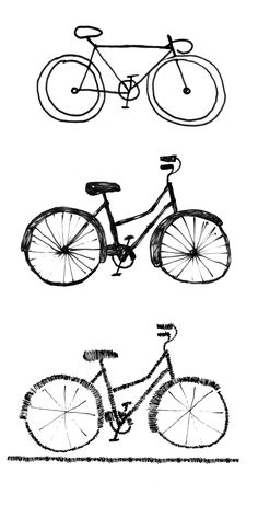 For bicycle me Pinterest sketches