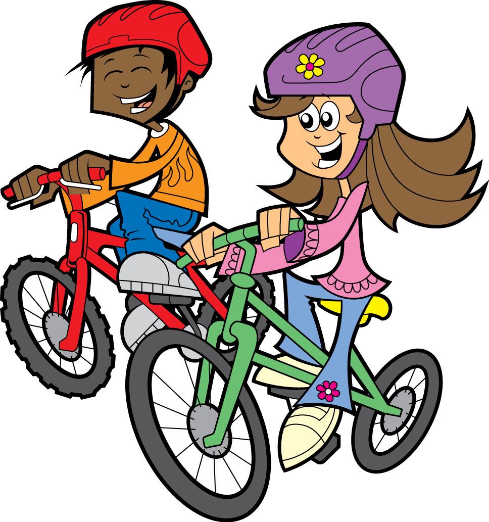 Bike clipart preschool #9