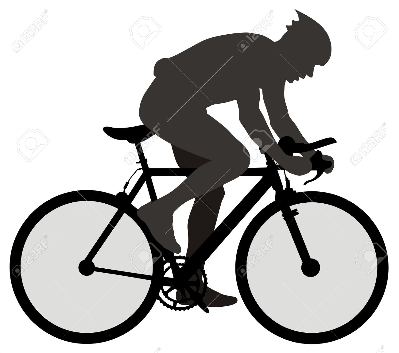 Bike clipart road cycling Cycling clipart Road clipart cycling