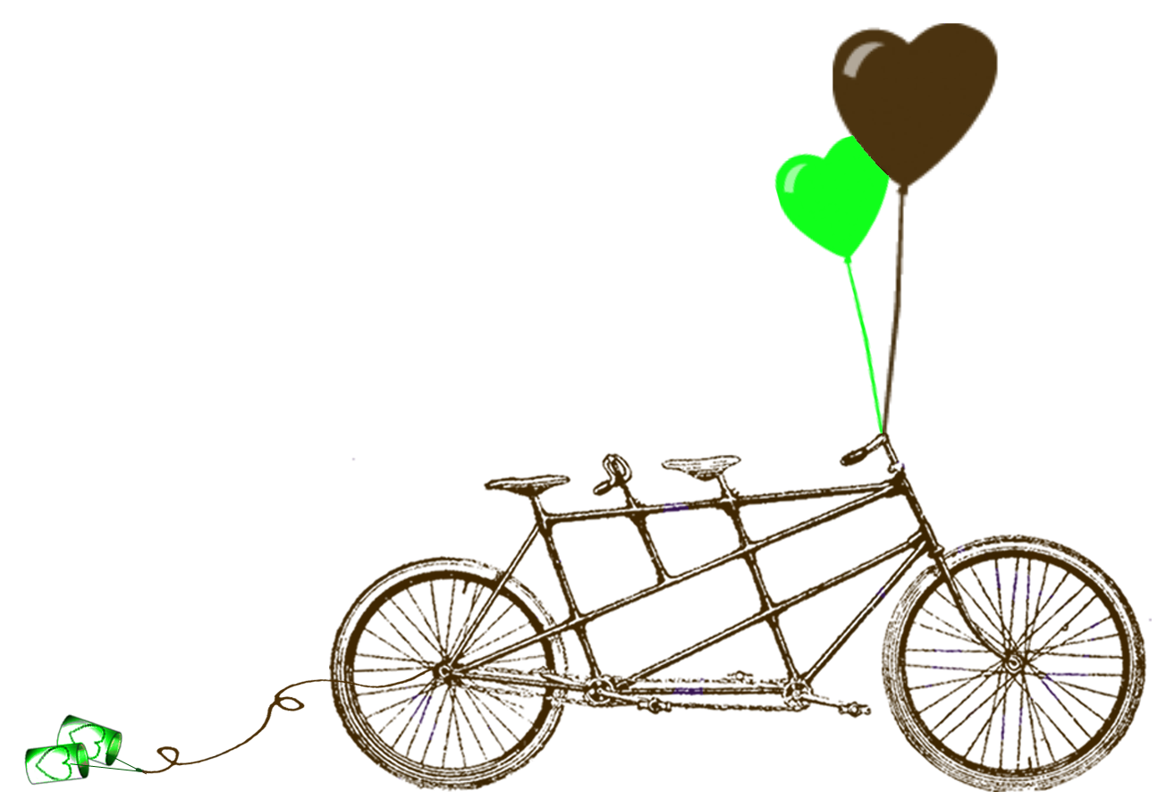 Bike clipart two bike Clip art Media Two Bikes