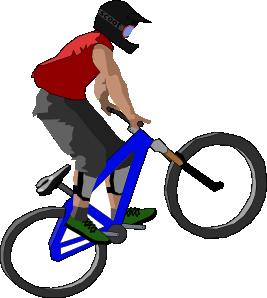 Biker clipart Free Biker Clker art
