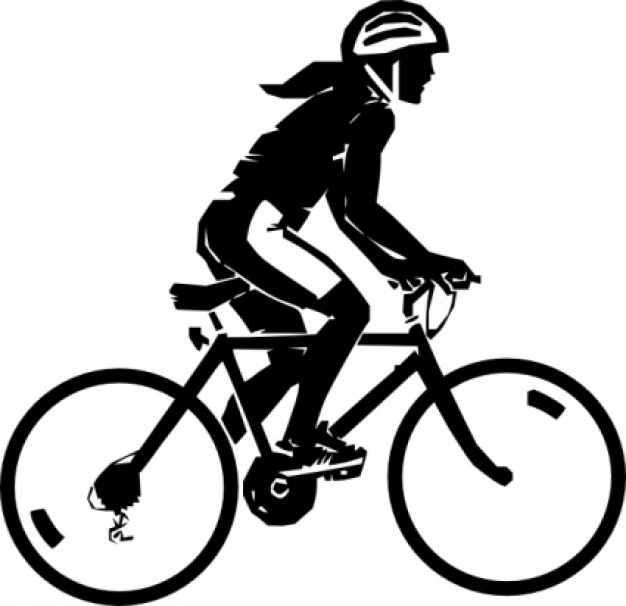Bike clipart road cycling Clip Steren Bike free Rider