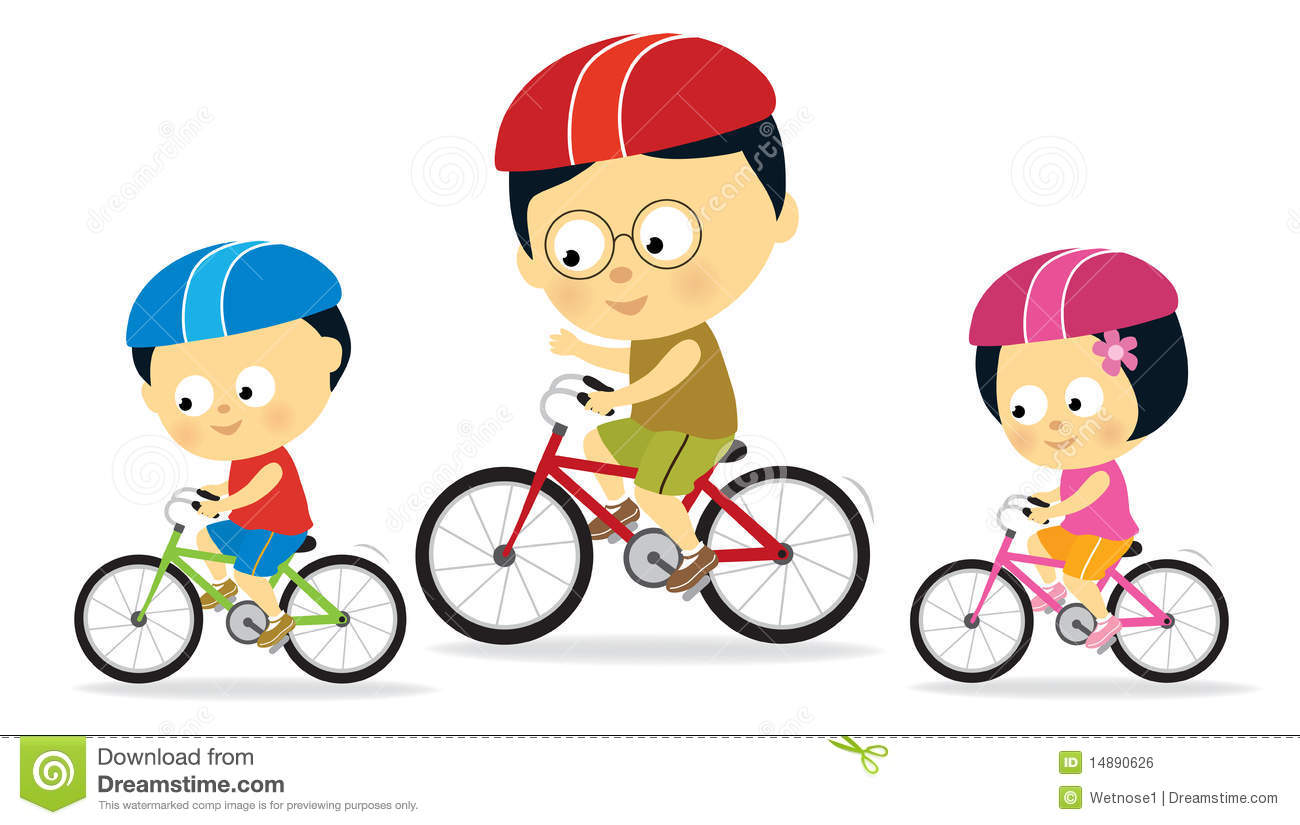 Bike clipart bicycle ride Clipart Panda Clipart Clipart kids%20riding%20bikes%20clipart