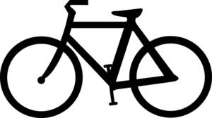 Biker clipart silhouette Clipart Clipart  Bike Collection