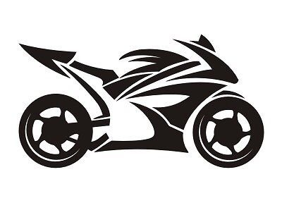 Biker clipart sportbike Motorcycle Decal on about Cool