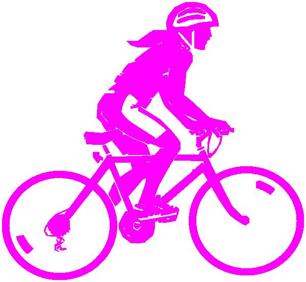 Biker clipart stationary bike As: clip Clip Download Female