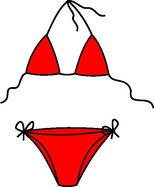 Bikini clipart Free Clip domain at royalty