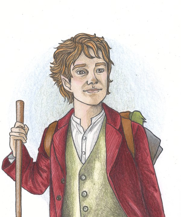 Bilbo Baggins clipart Baggins Baggins Pinterest Hobbit Unit