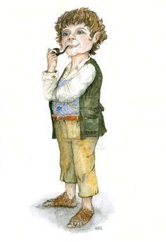 Bilbo Baggins clipart Baggins baggins clipart clipart Bilbo