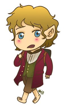 Bilbo Baggins clipart Baggins The Collection Hobbit clipart