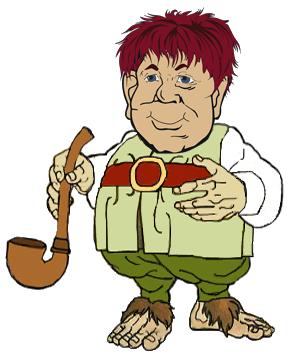 Bilbo Baggins clipart Baggins Baggins Bilbo