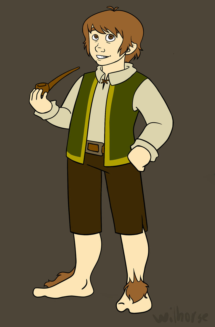 Bilbo Baggins clipart Baggins The Clip on