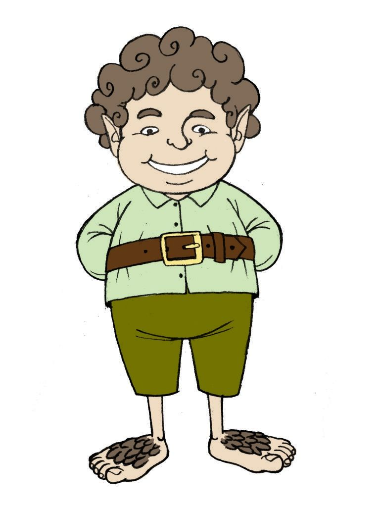 Bilbo Baggins clipart Clip Hobbit clipart Clipart Collection