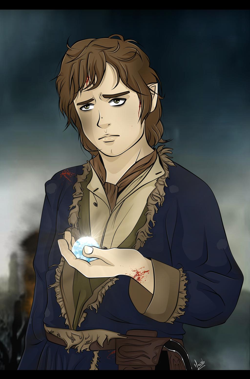 Bilbo Baggins clipart biblo Baggins DeviantArt GakiWho by Arkenstone
